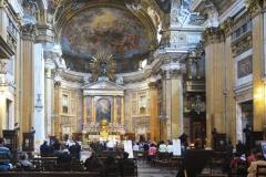 Kerkdienst Rome