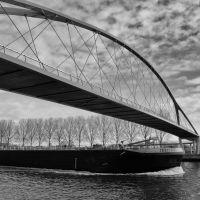 2021-Carrousel-waterwegen-kanaal_zwart-wit
